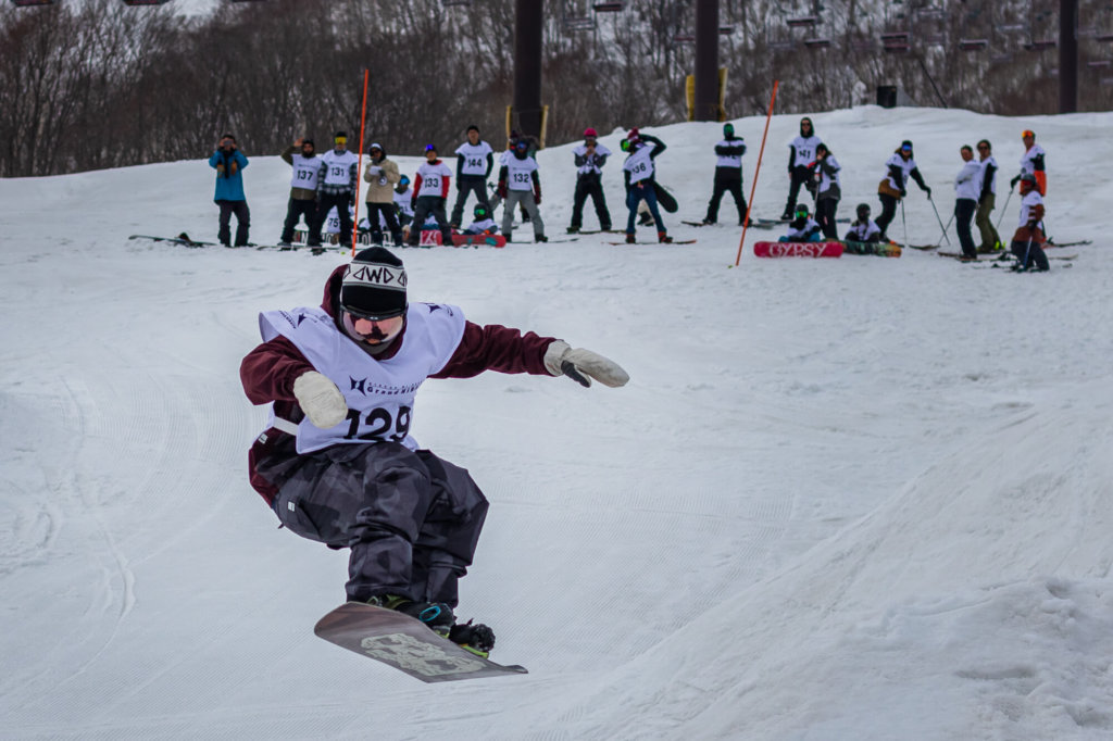 Niseko Grand Hirafu x Maddog Jam contest - Event media coverage. 2018
