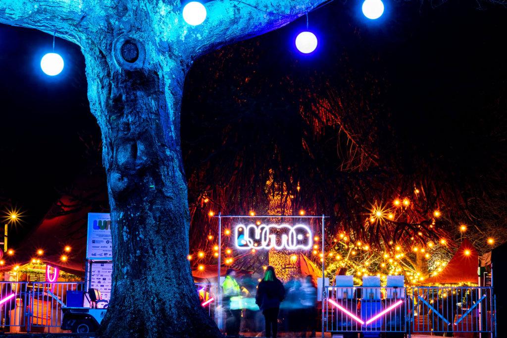 Luma Queenstown Light Festival - Event media coverage. 2019