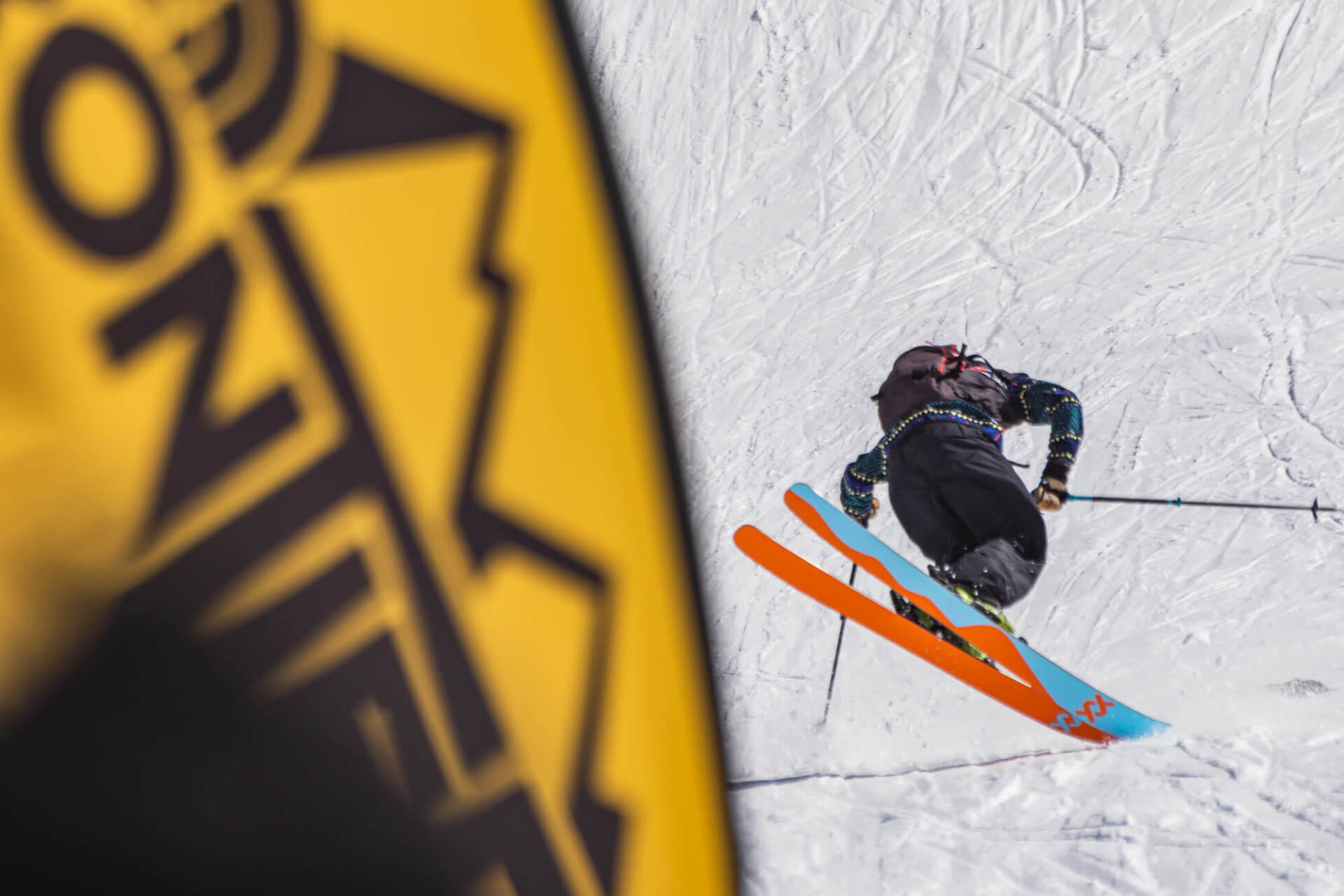 The North Face Frontier x Freeride World Qualifier - Event media coverage. 2019