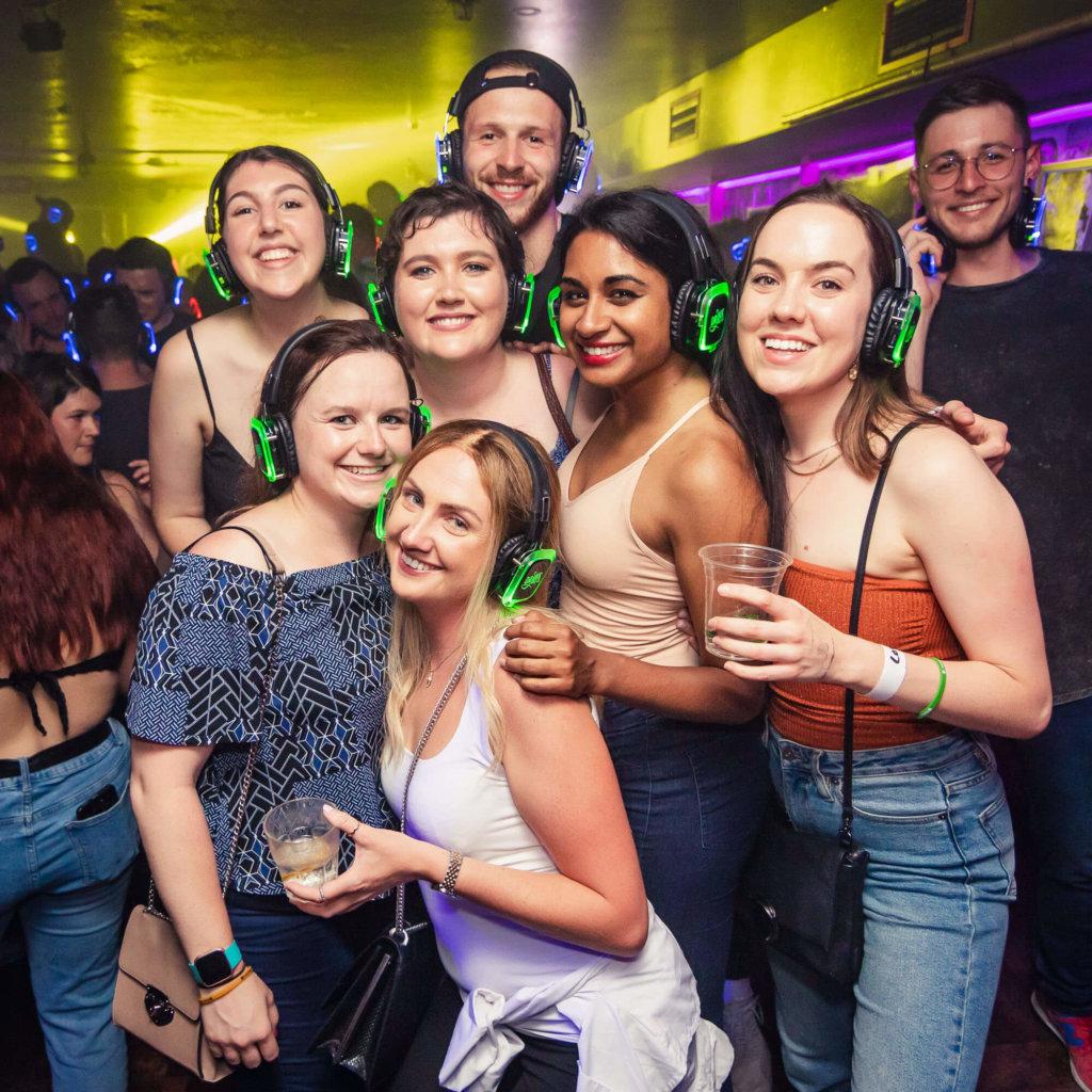 Loco Queenstown x Silent Disco - Event media coverage. 2019