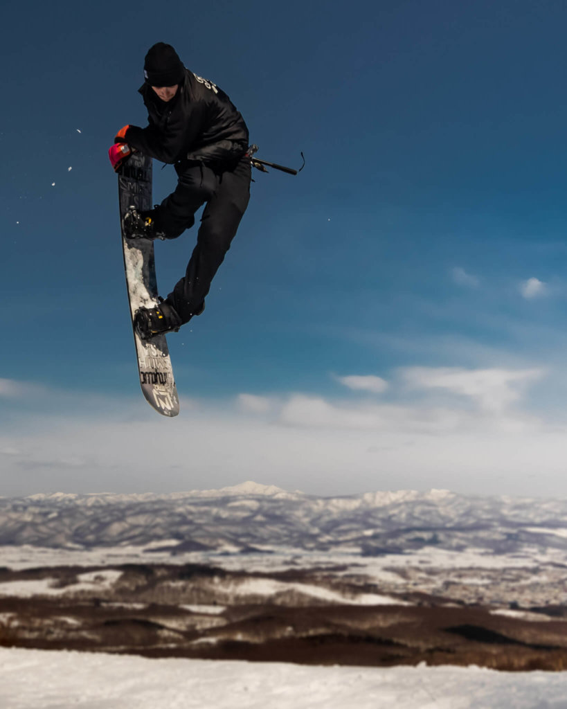 Marc 'Gladis' McClement - Mountain Sports and Lifestyle. 2019