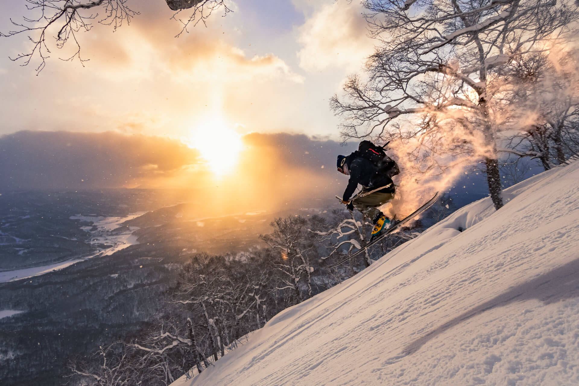 Saki Hayashi x Niseko Zen - Mountain Sports and Lifestyle. 2020