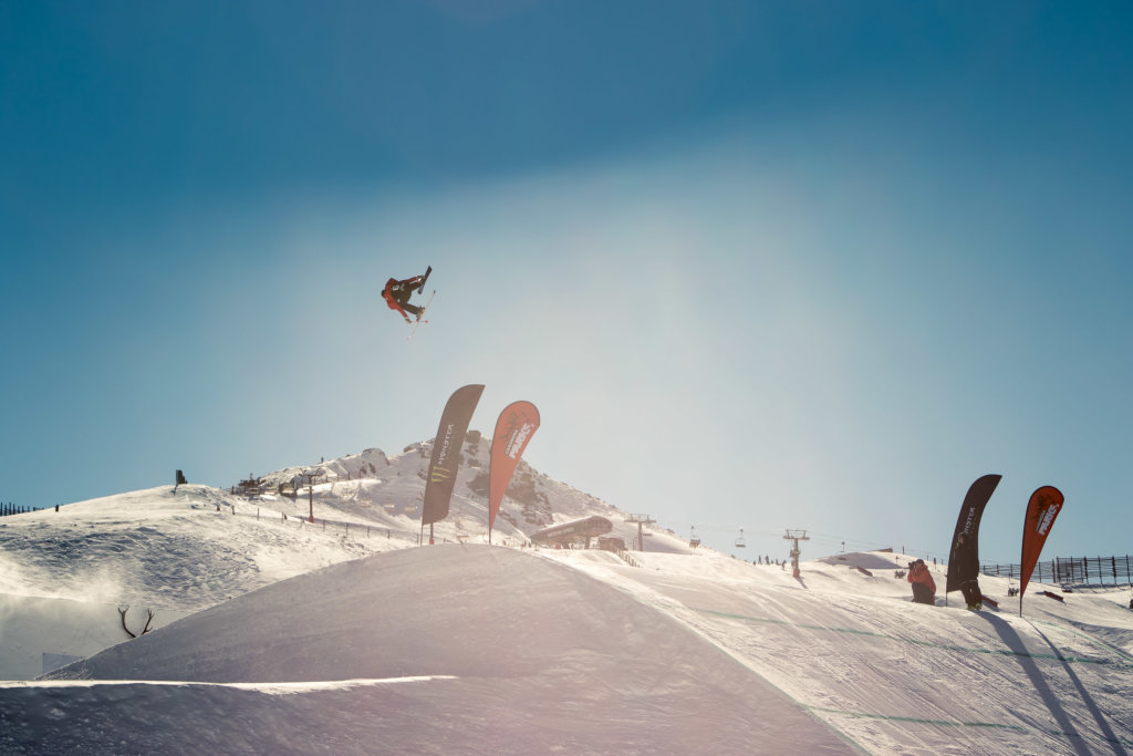 Cardrona x Jossi Wells Invitational contest - Event Media Coverage. 2017